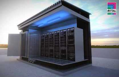 Data center standard modulare RITTAL