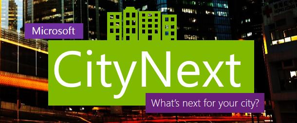 Microsoft CityNext piattaforma per Smart City italiane