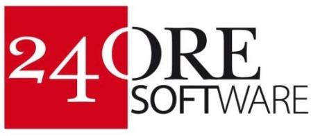 24 Ore Software: gestione risorse umane online