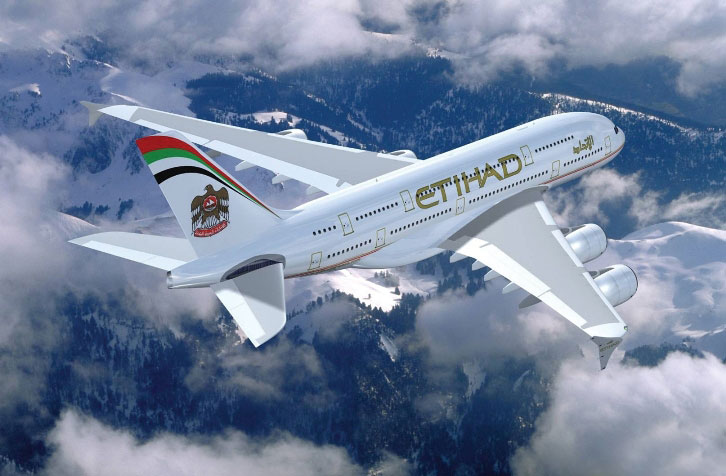 Etihad Airways: secondo hub italiano a Roma