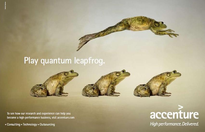 Accenture: le aziende crescono con tecnologie digitali