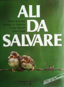 Enrico Rainero editore - Ali da Salvare _cover