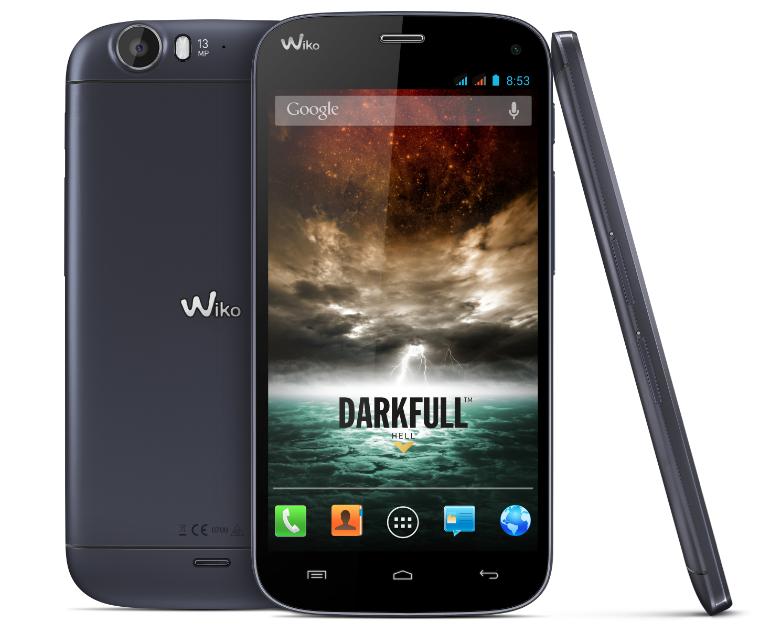 Wiko Darkfull economico smartphone full HD