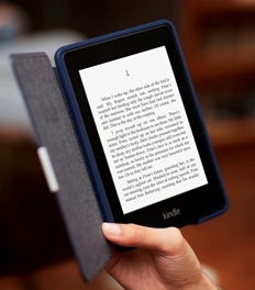 Kindle Touch e Kindle Touch 3G disponibili su Amazon.it