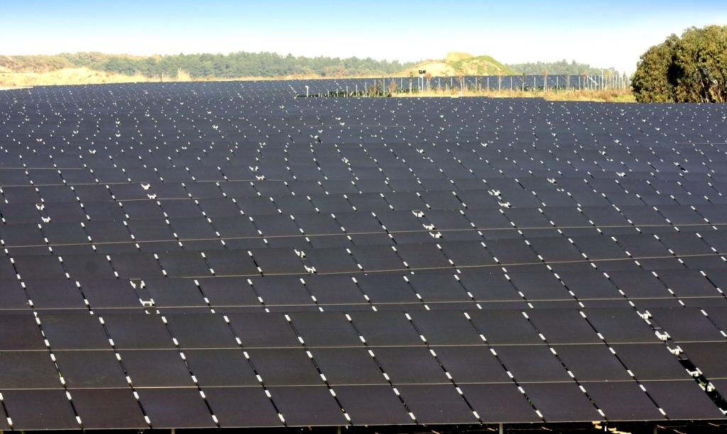 Absolute Energy Capital e fotovoltaico Sharp: impianto a Fiumicino