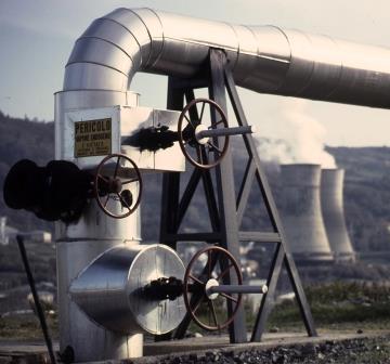 Energia geotermica Exergy per ENEL