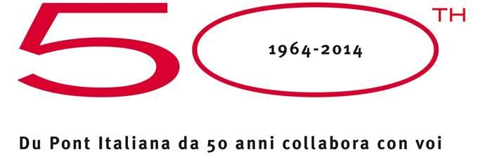DuPont Italia compie 50 anni