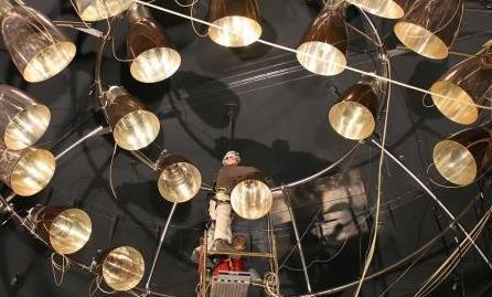Nuovo cacciatore di materia oscura nei Laboratori Gran Sasso di INFN