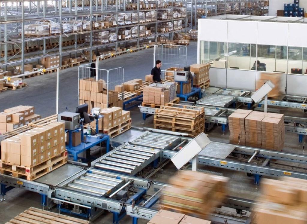 Gestione totale impianti industriali con LCS