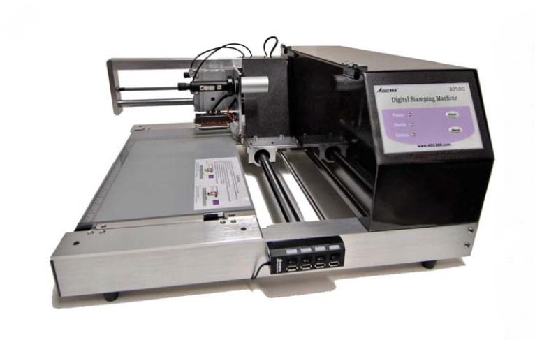 Stampante a trasferimento termico PRIMA per copertine similpelle