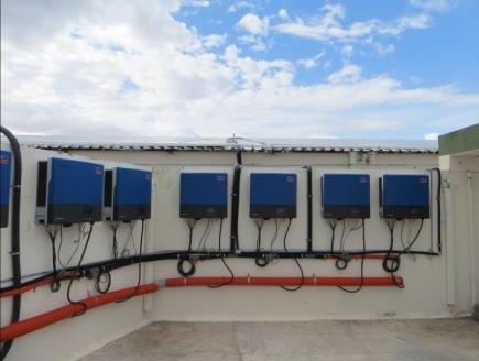 SMA in India integra energia da fotovoltaico e da diesel