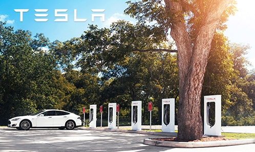 Tesla: Plymouth Supercharger Now Open