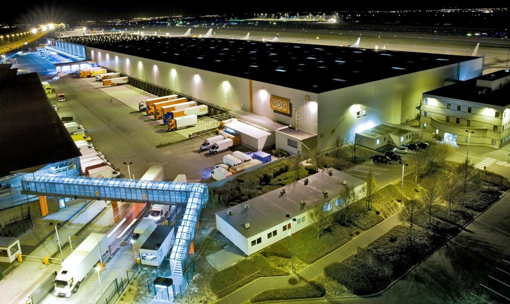 TNT Express investe in efficienza in eurohub a Liegi
