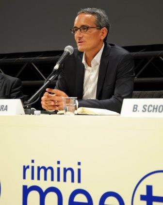 Ibarra CEO di Wind auspica unica società per sviluppo reti
