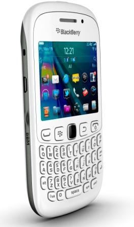 RIM lancia il nuovo BlackBerry Curve 9380 in Italia