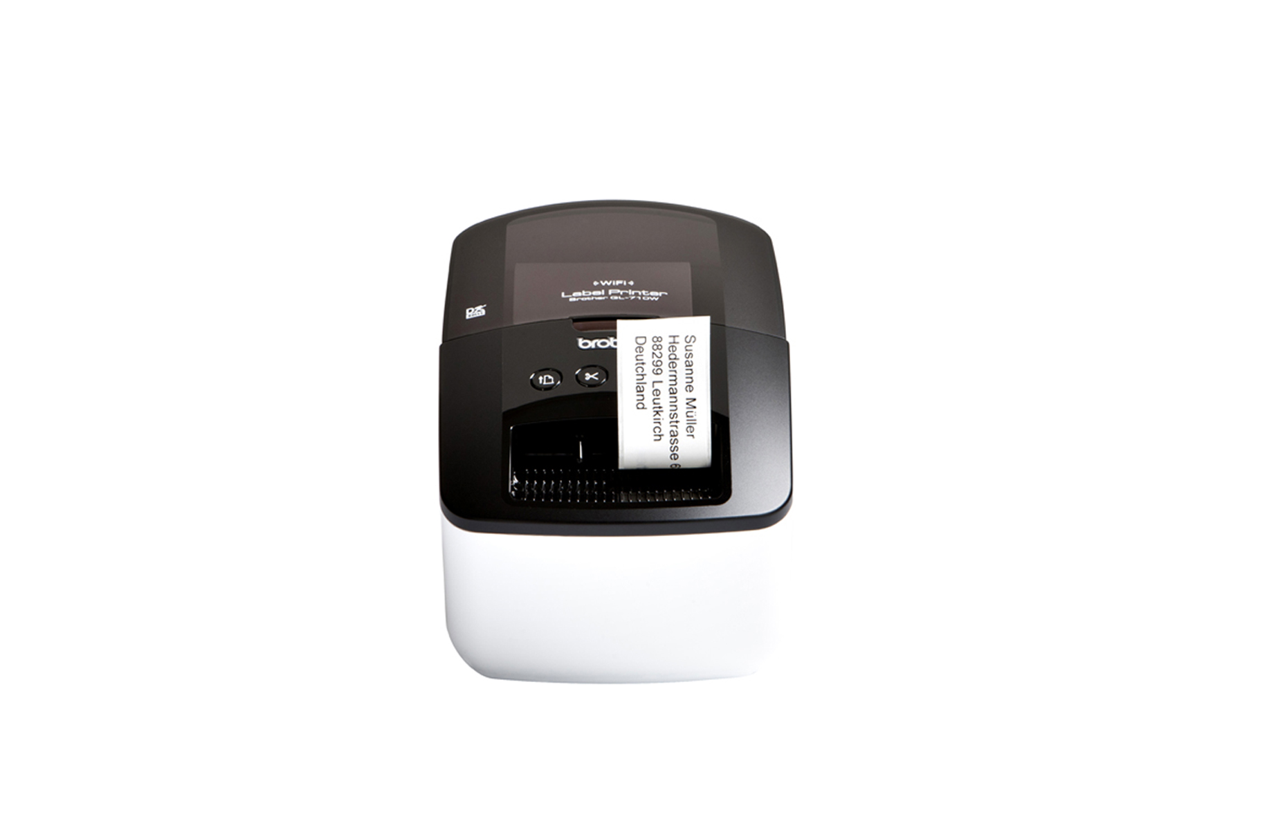 Stampanti etichette Brother compatibili con Apple AirPrint