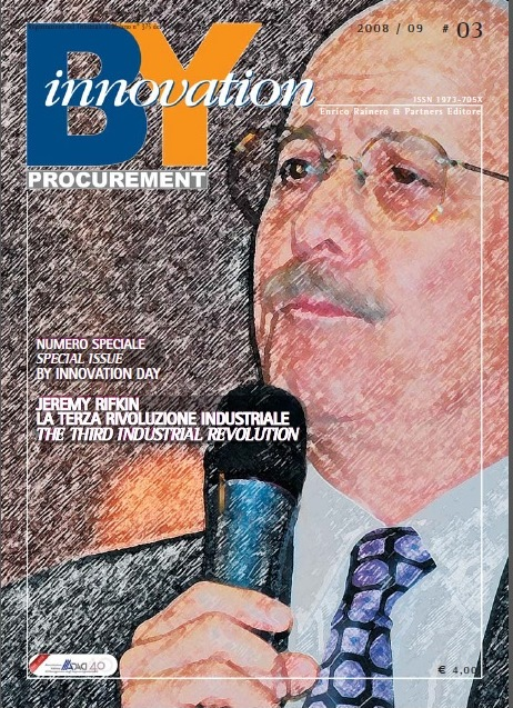 BYinnovation Procurement Magazine 2008/09