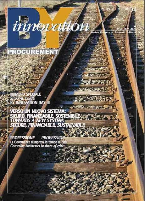 BYinnovation Procurement Magazine 2009/04