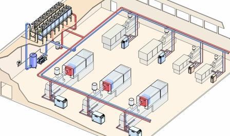 Premio di ecosostenibilità a Frigel per sistemi di raffreddamento industriale