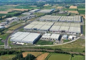 Geodis Logistics occupa 70% del Polo Logistico di Castel San Giovanni