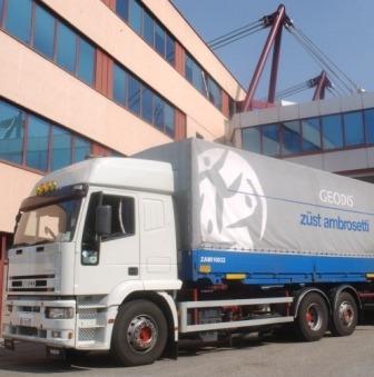 Certificazione CIPS a Geodis fornitore di logistica