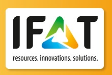 IFAT 2014: water and waste-water treatment