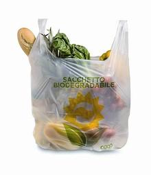 Novamont produce plastiche biodegradabili anche per gli shopper