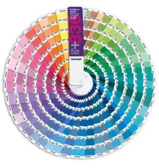 Pantone ispirazioni di colore per arredamento e design di interni
