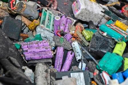 24.500 ton. rifiuti elettronici gestiti