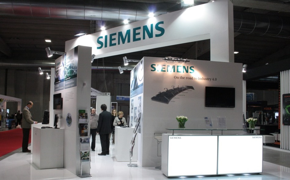 Macchine utensili Siemens integrate per la fabbrica digitale