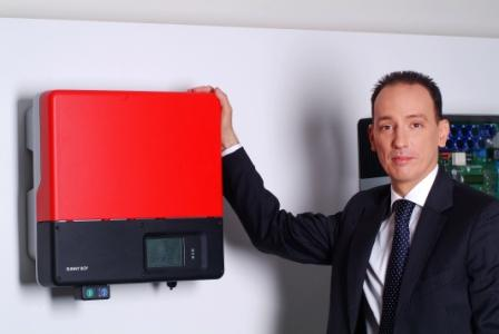 Fotovoltaico Hi-Tech con SMA e iPhone