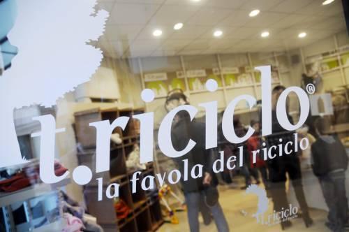 T.RICICLO abbigliamento nuovo e usato negozi in franchising