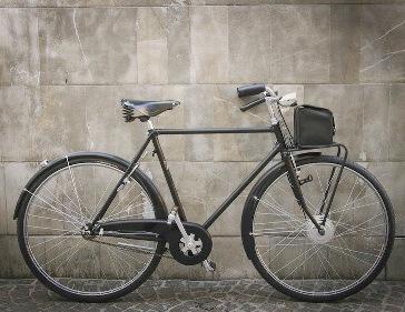 Velorapida bici elettrica italiana vintage