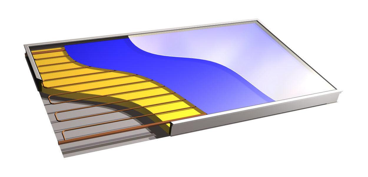 Collettore solare Wagner & Co Solar Italia