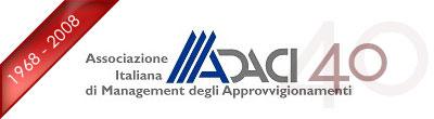 Anniversario fondazione ADACI: le tappe nei 40 anni