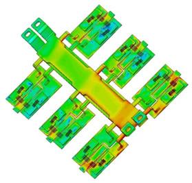 Software ANSYS gestisce efficienza batterie auto elettriche