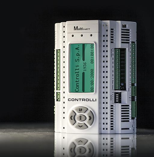Multinet Controlli: controllori risparmio climatizzazione Made in Italy