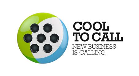 COOL TO CALL pubblicità online con banner che telefona