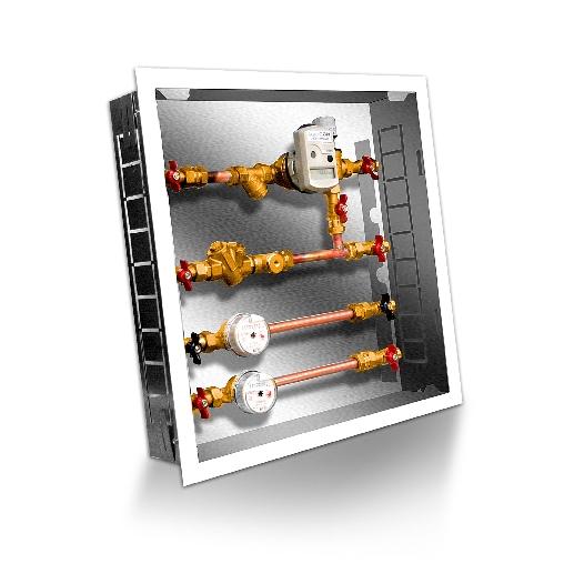 Controlli Conbox moduli di contabilizzazione per risparmiare energia