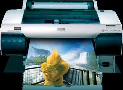 EPSON stampanti in quadricromia di grande formato