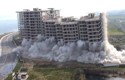 General Smontaggi demolizione edifici per recupero del territorio