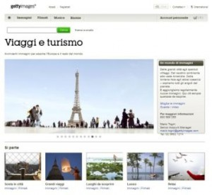 GETTY IMAGES_screenshot pag. TRAVEL
