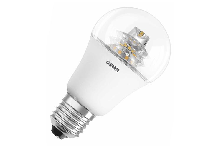 Lampade retrofit OSRAM: fino a 60% risparmio di energia