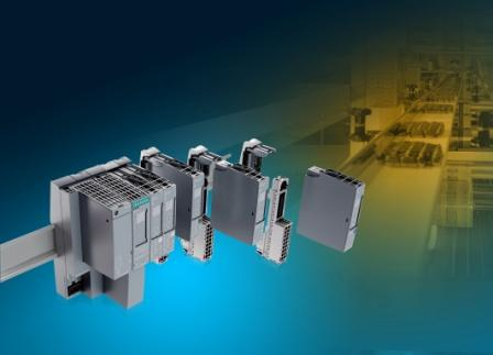Siemens Simatic ET compatto per costruzione di impianti e macchinari
