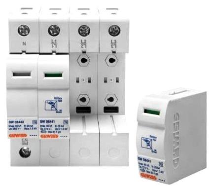 Sovratensione elettrica sotto controllo Gewiss