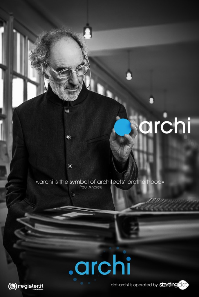Register.it rende disponibile nuovo dominio .archi
