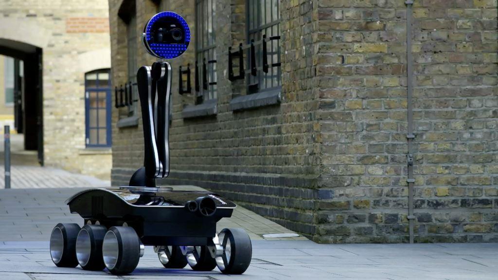 Samsung NX Rover: la fotocamera sul robot