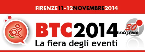 Espositori a BTC 2014: la Fiera degli Eventi
