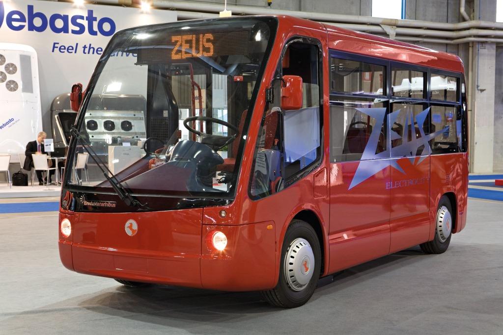 Finmeccanica-Bredamenarinibus and Enel Distribuzione to develop green urban public transport