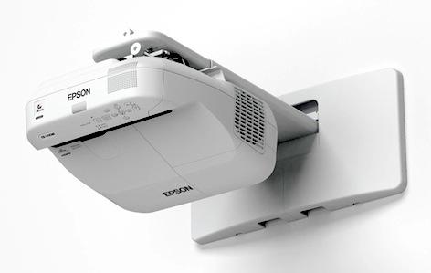 Nuovi videoproiettori Epson per le aziende